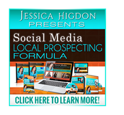 Jessica Higdon Local Prospecting Formula