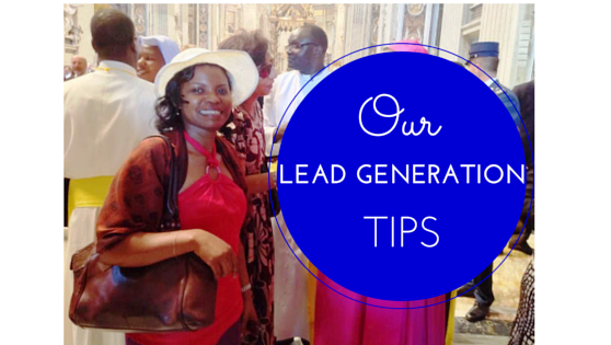 Lead Generation…Is She One To Watch?