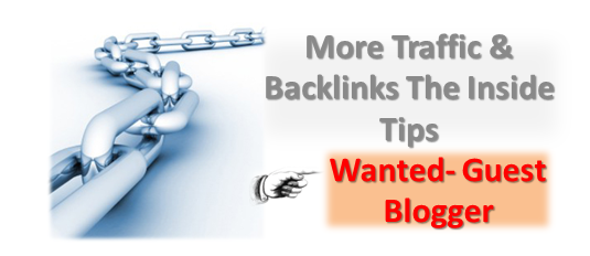 More Traffic and Backlinks To Website