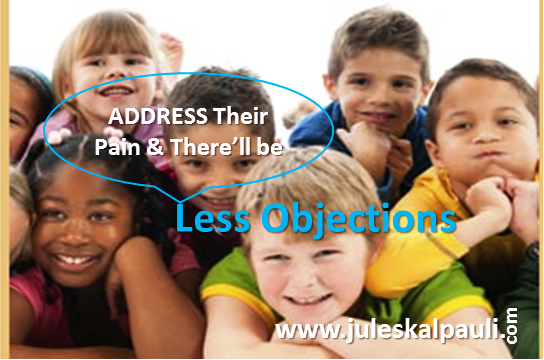 Overcome The Objections…its all in the approach