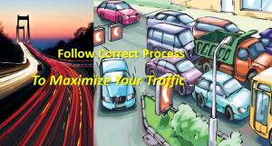 Mazimize Traffic