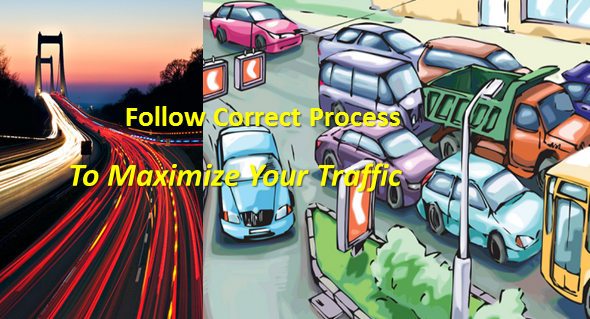 Maximize Traffic…For Maximum Sales!