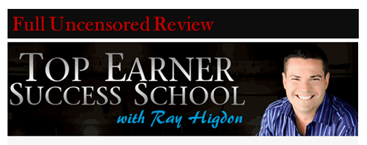 Top Earner Success School (TESS) with Ray Higdon Review