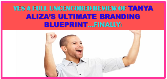 Ultimate Branding Blueprint with Tanya Aliza