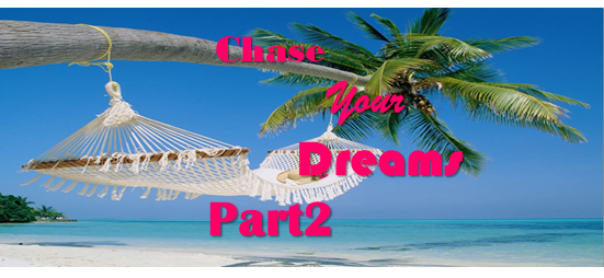 START TO CHASE YOUR DREAM FOR 2015 TODAY- Part 2