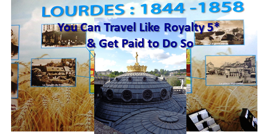 Lourdes Travel Blog