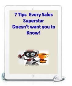 7 tips to be a sales superstar