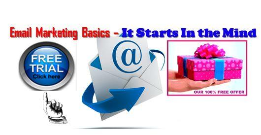 EMAIL MARKETING THE BASICS