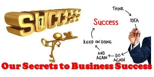 The Keys To Success in LIfe