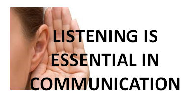 Are You Actively Listening in Your Communication Arsenal?