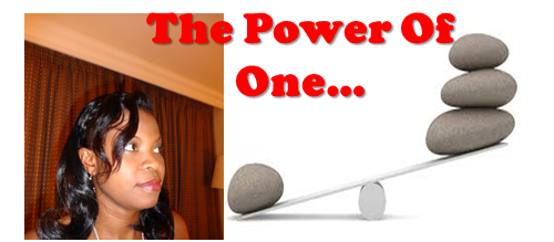 THE POWER OF ONE – Shaping Your Home Business!