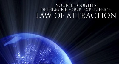 Law of attracttion, your thoughts