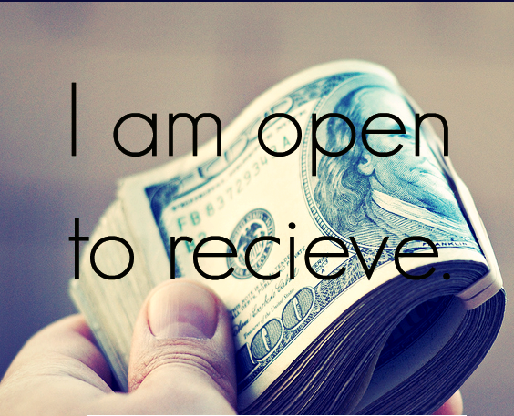 Are You Open To Receive Financial Abundance?