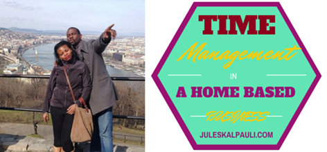 Time Management in a Home Based Business Can be A Juggling Act. Master it!