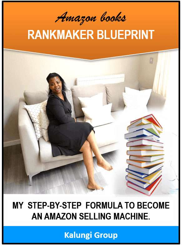 Amazon Book Rank Maker Blueprint
