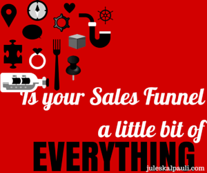 Send targeted traffic into Your Sales Funnel to make Sales!