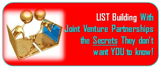 Looking for a Joint Venture Partnership? Here are The Secrets They Don't want You to know!