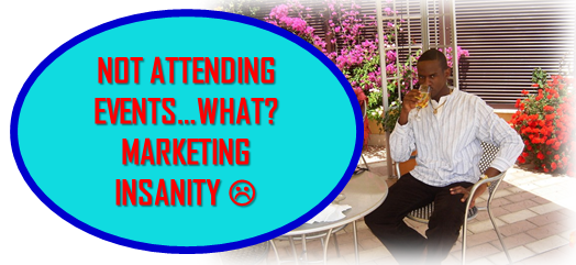 Marketing Insanity is doing the same wrong thing expecting different results!