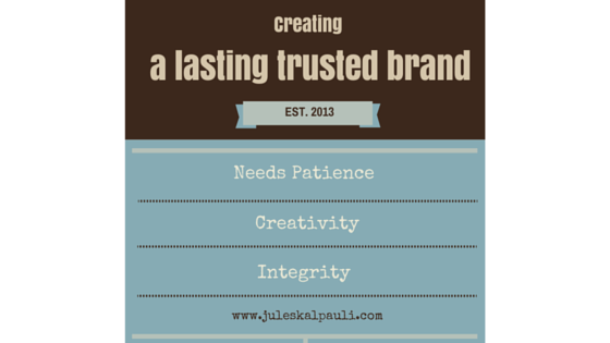 Create a LAsiting Trusted Brand, Basic Steps Given today!