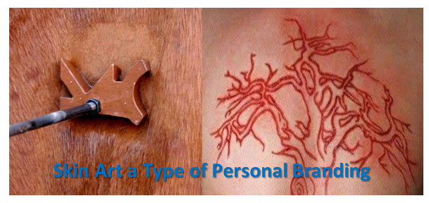 Personal Branding for some....Not in thne business sense! Learn which type!