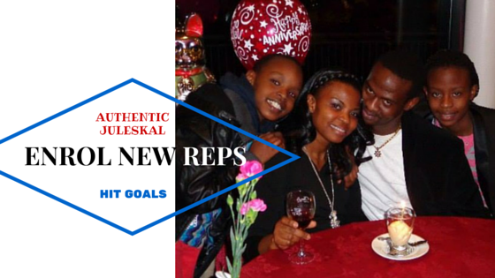 How To Enrol New Reps and Hit Your Goals – Part 2