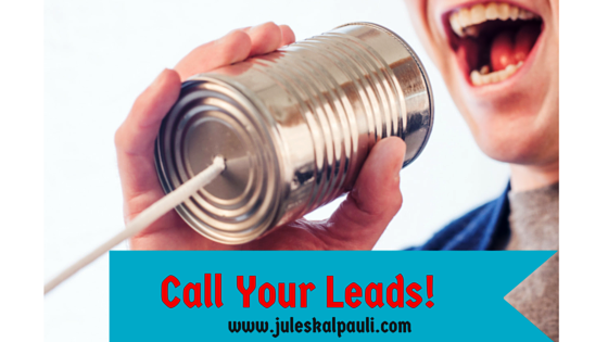 6 EASY TO FOLLOW HACKS TO GENERATE MLM LEADS-Call Them!