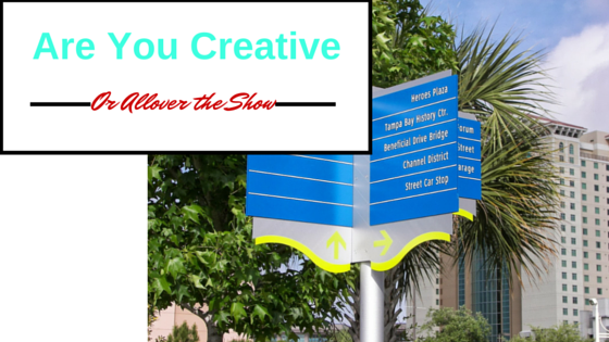 11 Reasons you're Not Getting Website Traffic or Making Money –BE CREATIVE!