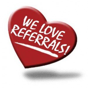 Do you love Getting referrals? so do we, So learn How to get them the right way for more sales!