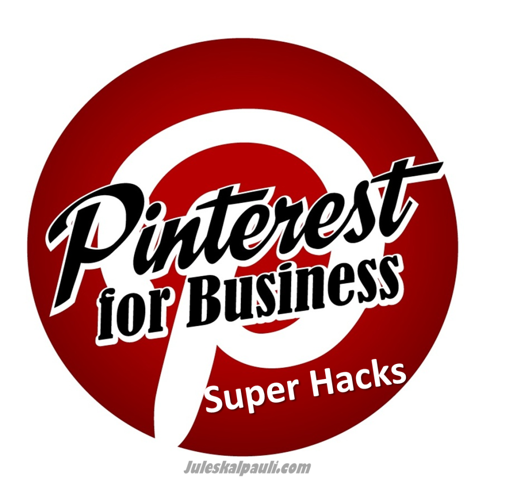 9 Easy Hacks to ROCKING Your Pinterest for Business- Watermark Pins!