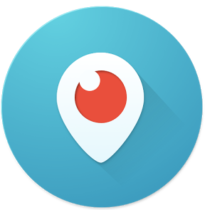 Periscope Cloud Video Storage App.