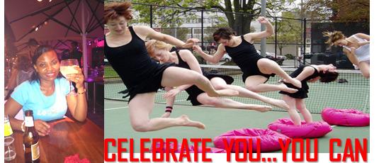 Do You Celebrate You, Who You Are, Moles & All?