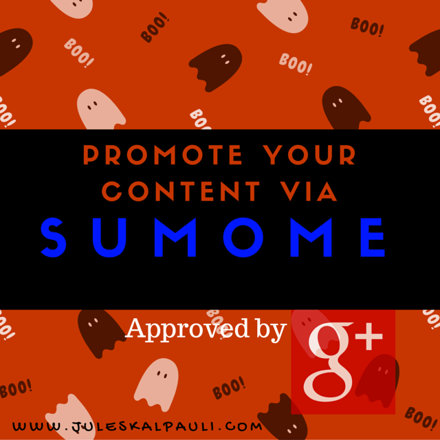 The Sumome App is a Great resource to Promote Your Content and posts, Learn how to use it here! #sumomeapp #contentmarketing