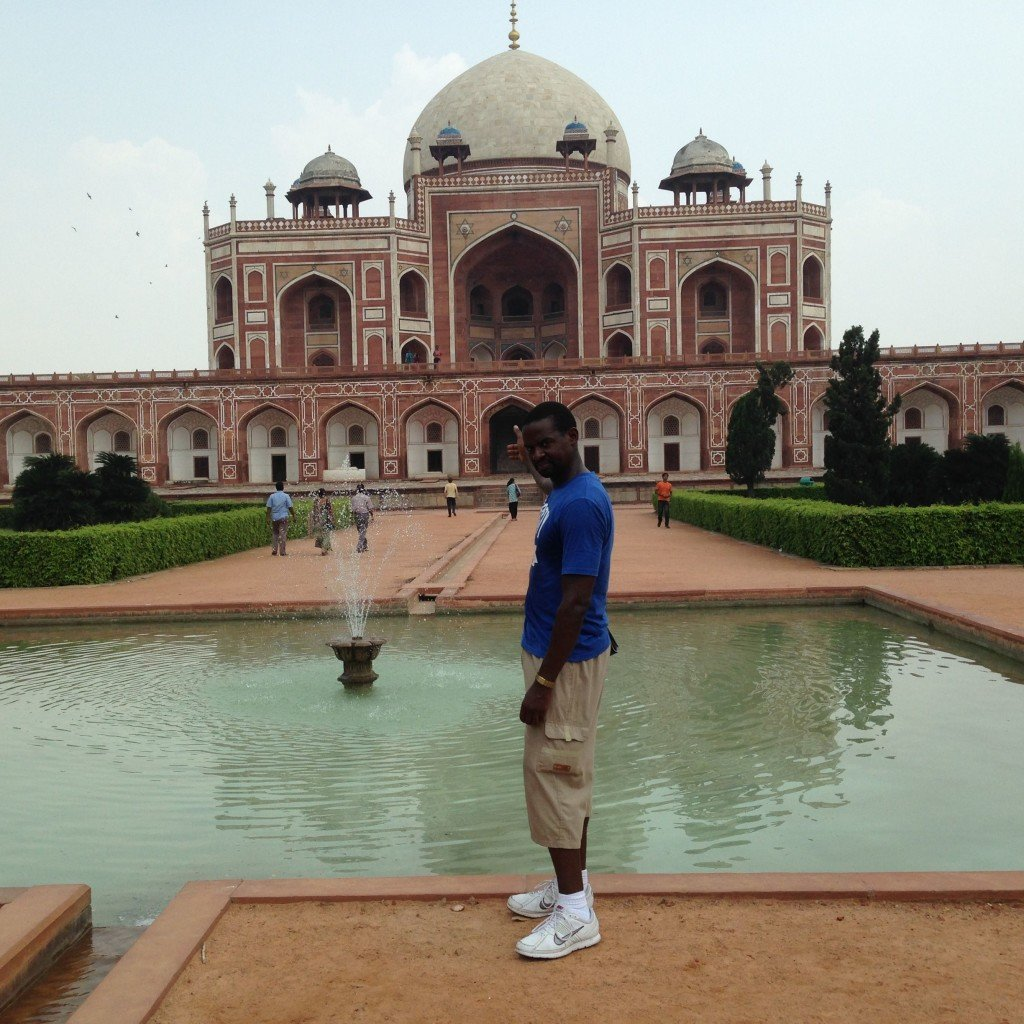 One of the Top Places to visit in New Delhi #Humayunstomb #worldtravel