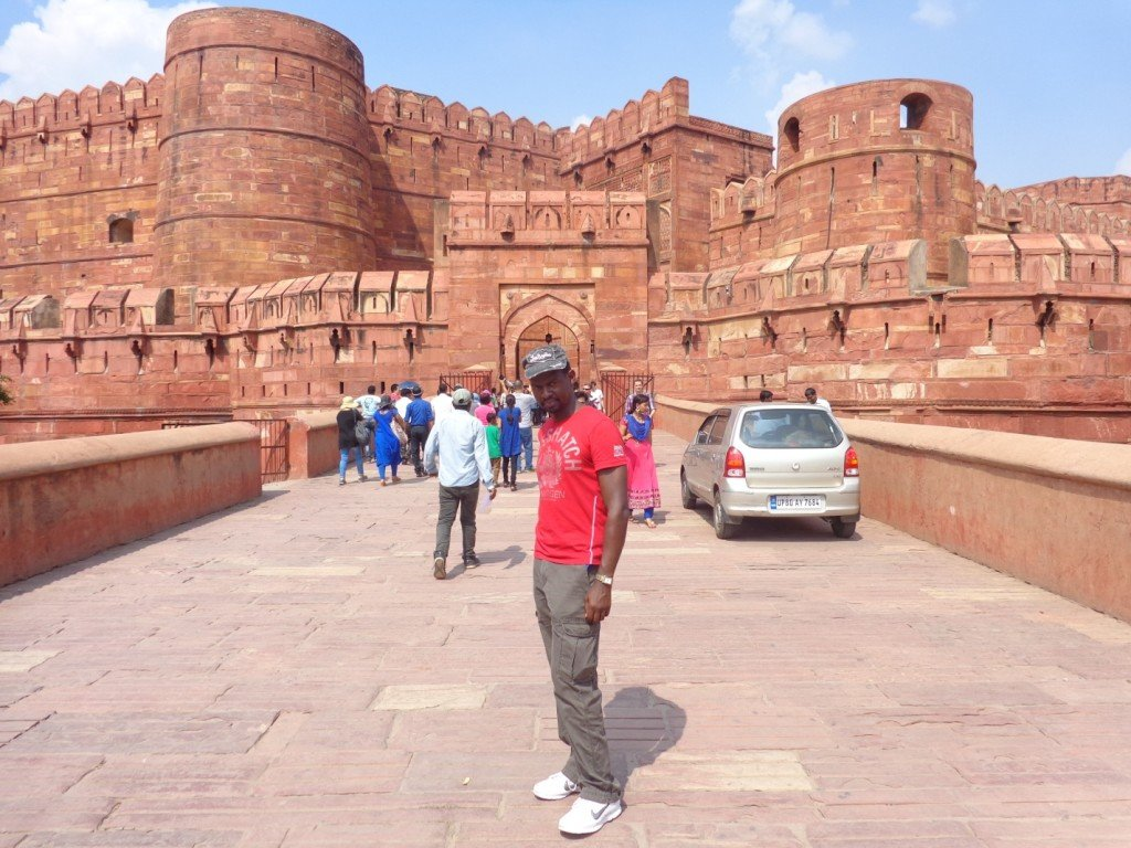 My View of the Finest examples of the Mughal Era Monuments in Agra! #mughalmonuments #dreamtrips #traveldiaries