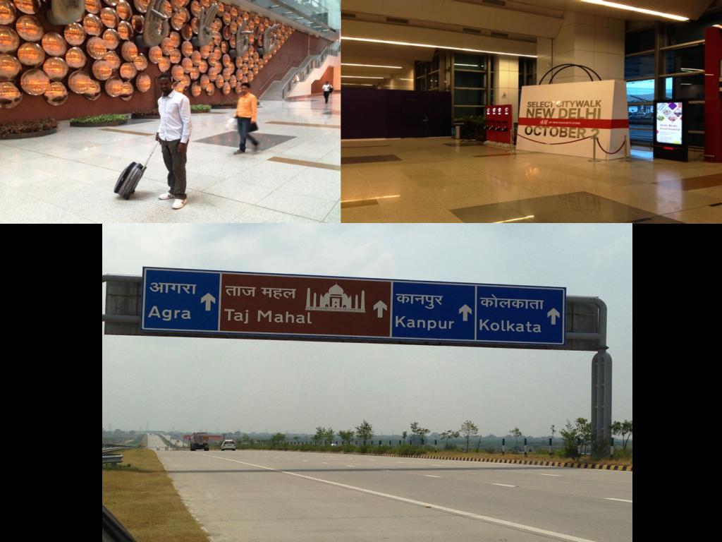 My India Hiatus - ready to Visit The Taj Mahal in Agra...Via Delhi Airport! #tajmahal #touristindelhi #dreamtrips