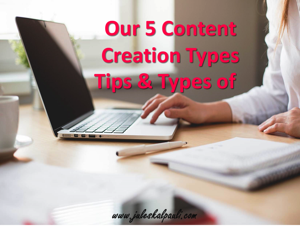Our 5 Content Creation Types for More Website Or Blog Traffic! #blogtraffic #typesofcontent