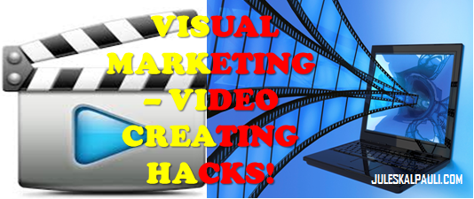 7 Super Cool Video Creating Tools to Rock your Website Traffic – Part 2! #videohacks #contentmarketing