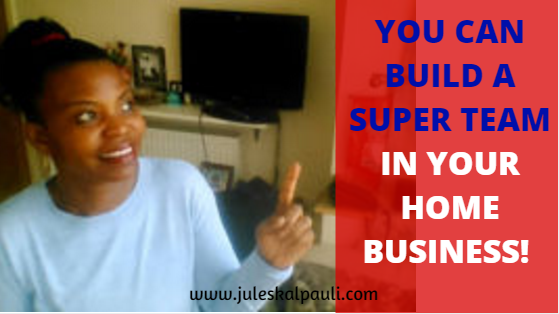 How to Build a Super Team in Network Marketing! #teammotivation #teambuilding