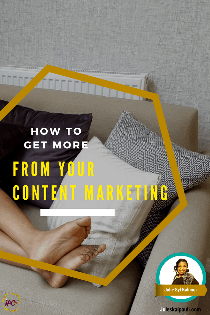 Content Creation Types may determine your content marketing strategy. This is way more than posting a blog. If you're new to content marketing you need this!