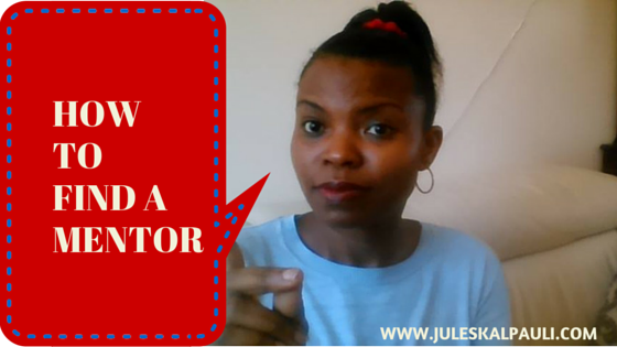 COOKING & BUSINESS SUCCESS, HOW TO FIND A MENTOR!