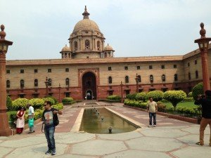 The Presidential Palace - Places to Visit in New Delhi!