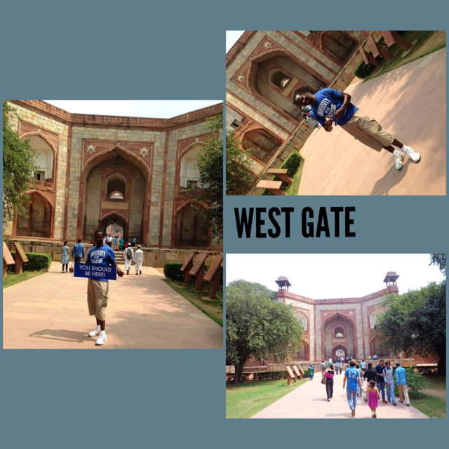 Places to vIsit in New Delhi - Hamayouns Tomb a World Heritage Site! #hamayunstomb #worldventures