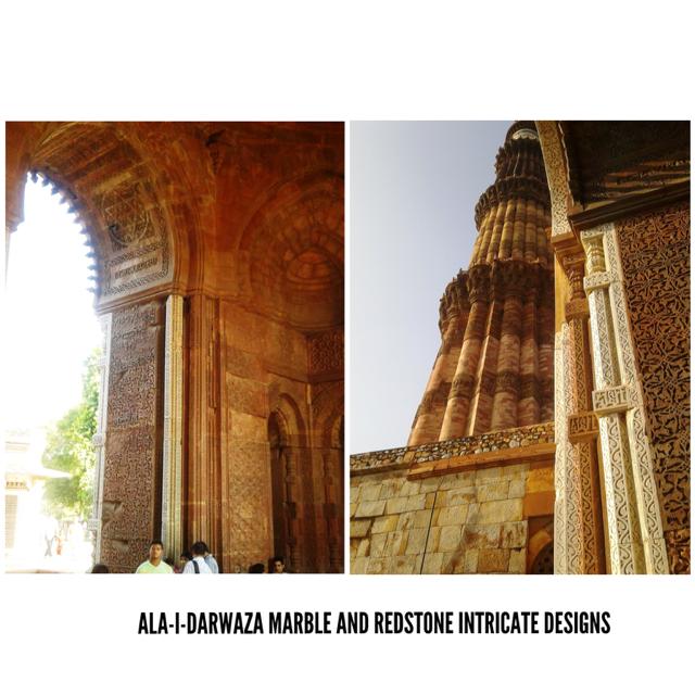 The Ala-I-Darwaza on my list f Places to Visit in New Delhi! #alaidarwaza
