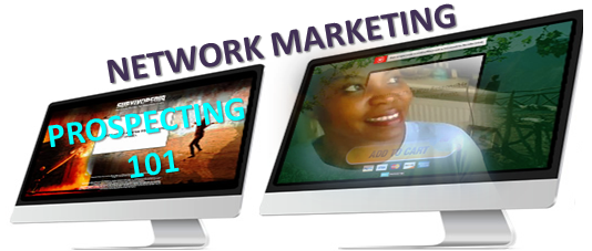 NETWORK MARKETING PROSPECTING, ONE SIZE DOESN'T FIT ALL!