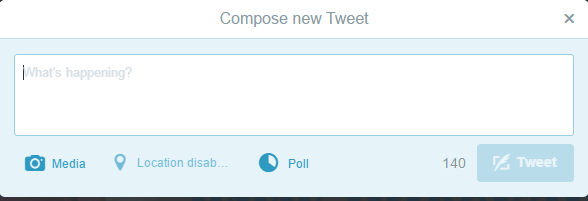 What The New Twitter Polls Feature Looks like! #twitterpolls #twittersurvey