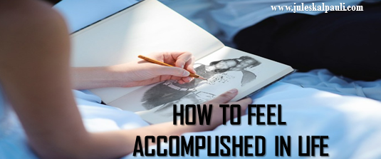 10 Steps to Feel Accomplished into the New Year!