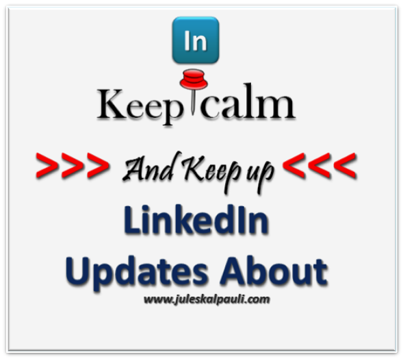 Social Media Marketing Changes - LinkedIn Group Updates! #LinkedInmarketing