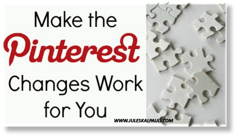 Social Media Marketing Changes - Pinterest for Business! #pinterestmarketing