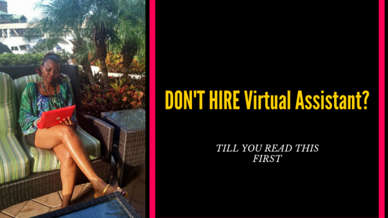 Must Do This Before You Hire a Virtual Assistant! #TBT #virtualAssistanttips