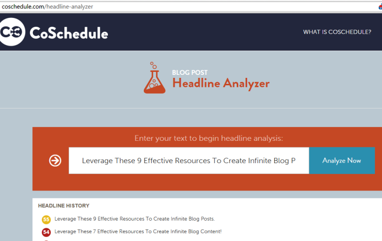 Coschedule_Headline_analyzer